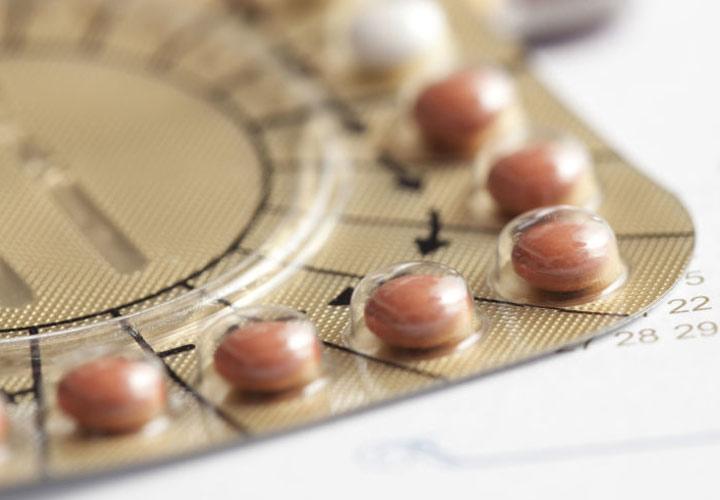 استروژن خوراکی - افتادگی مثانه