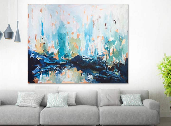 for Best paintings for living room
