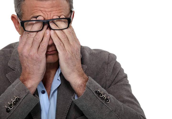 کاهش بینایی - آلزایمر در جوانی