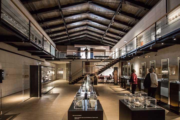 موزهی اریمتان، از جاهای دیدنی آنکارا