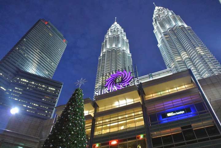 مرکز خرید بزرگ میدوَلی (Mid Valley Megamall) از مراکز خرید مالزی