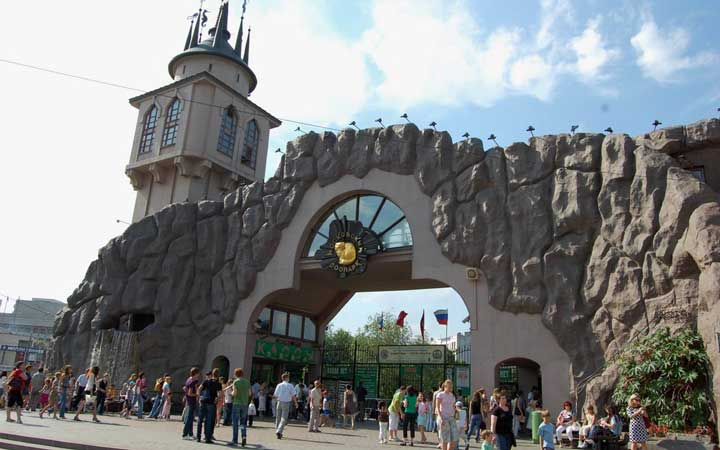 جاهای دیدنی مسکو - باغوحش مسکو