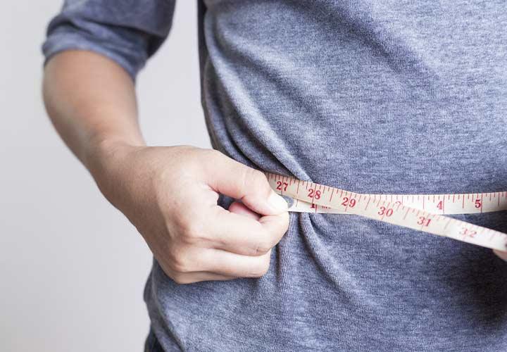 کاهش وزن - پسوریازیس