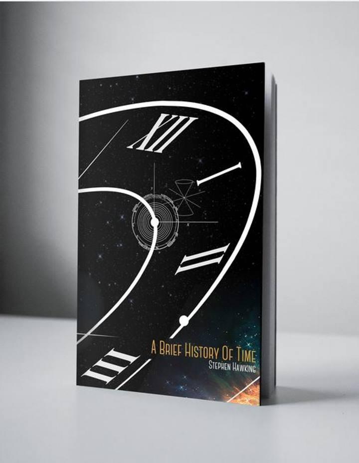 کتابهای استیون هاوکینگ - تاریخچه مختصر زمان
