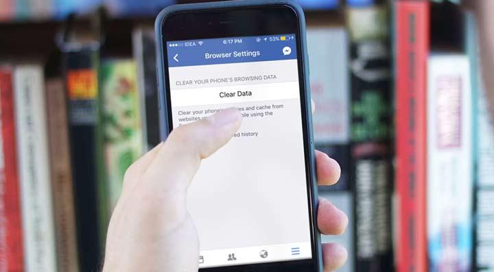 فایلهای اضافی را از حافظه گوشی خود حذف کنید - افزایش سرعت اینترنت گوشی اندروید