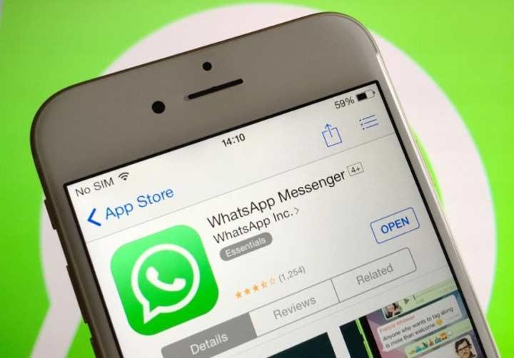 WhatsApp - بهترین برنامه های آیفون