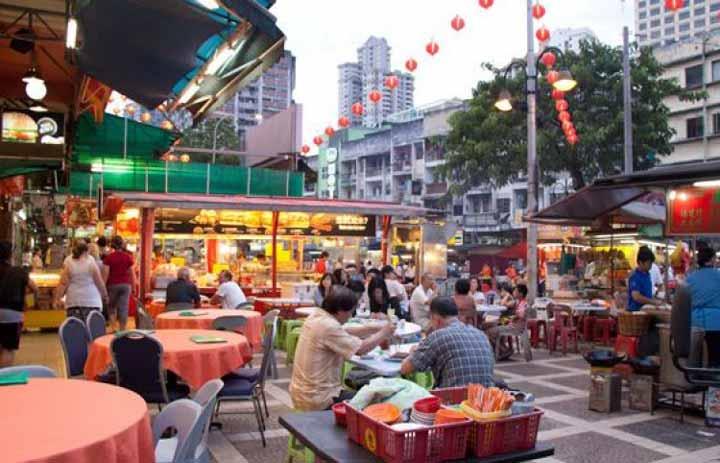 بازار جالان ایمبی (Jalan Imbi) از مراکز خرید مالزی
