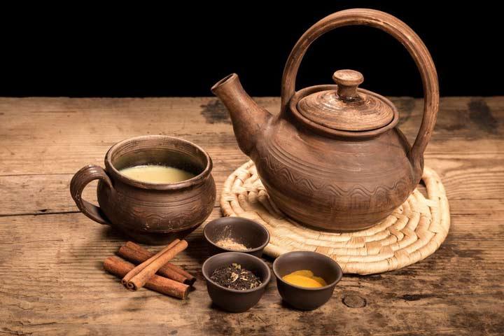 (چای ماسالا) +چای هندی
