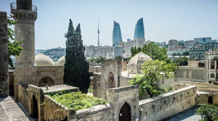 جاهای دیدنی باکو - کاخ شروانشاهان