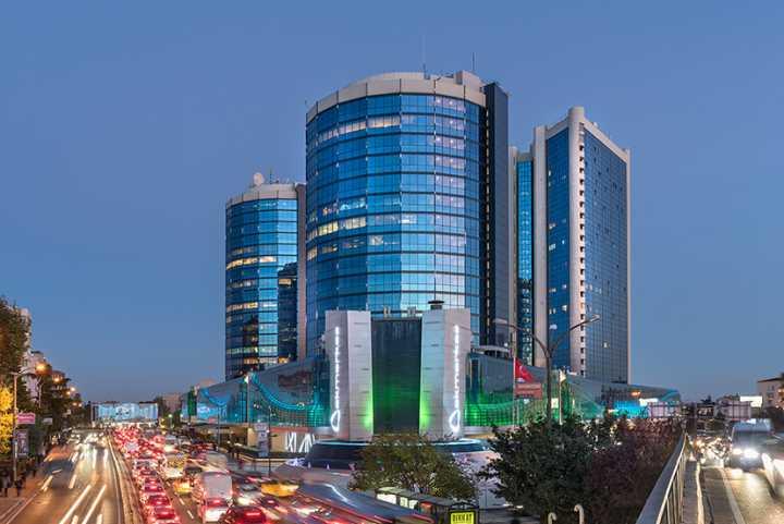 مراکز خرید استانبول - مرکز خرید آکمرکز (Akmerkez)