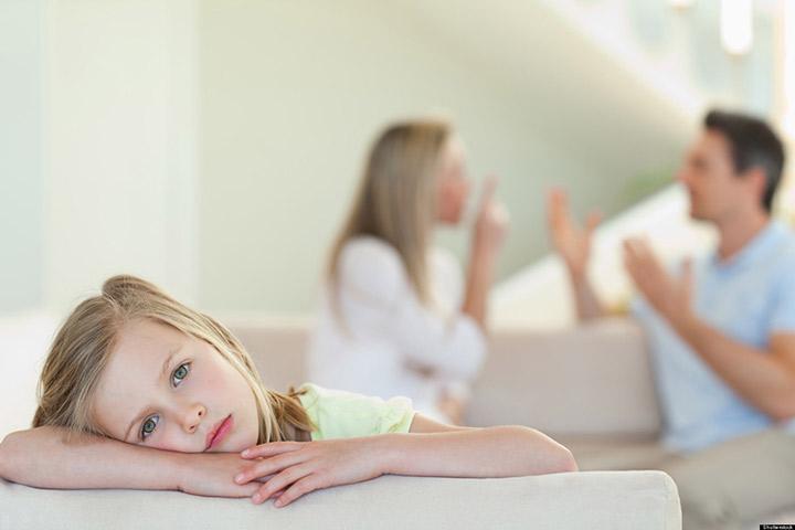 بحث و مشاجره در زندگی تمامی زوجها وجود دارد، اما گاهی اوقات فرزندان شاهد دعوای پدر و مادرها هستند که البته نباید باعث نگرانی آنها شود.