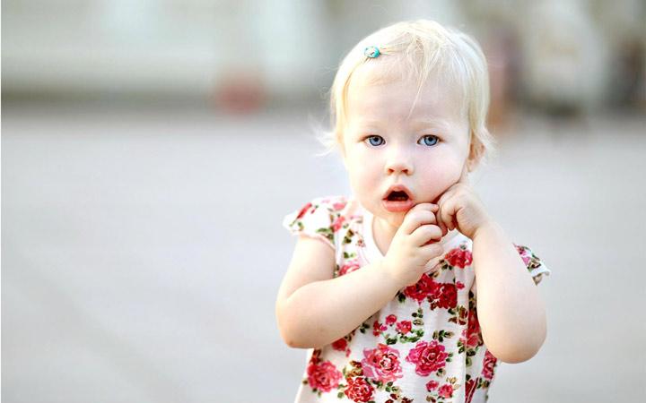 ترس کودک - ترسهای نوزادان و کودکان نوپا