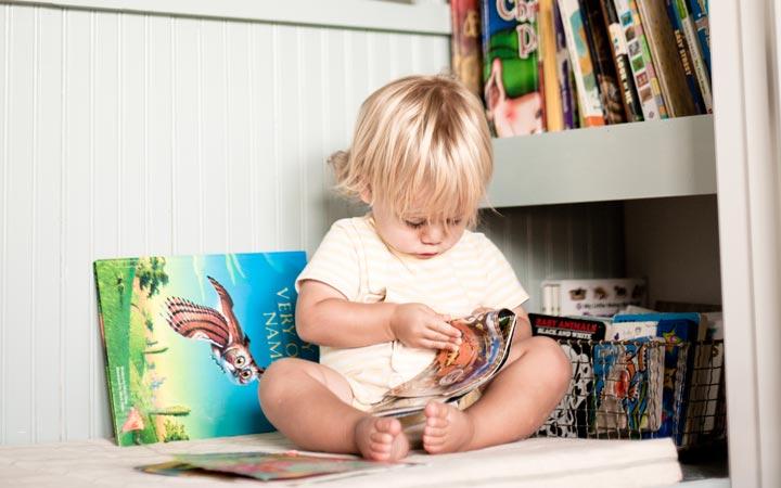 ترس کودک - کمکردن ترسهای نوزادان