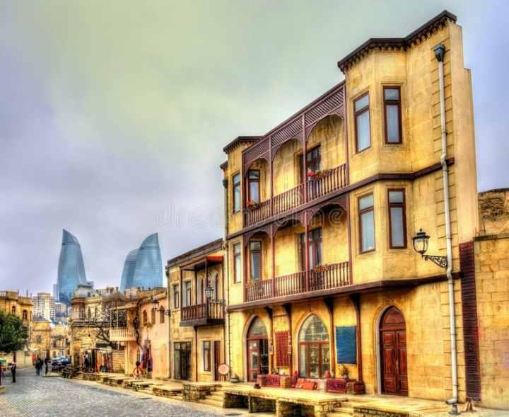 جاهای دیدنی باکو - ایچری شهر (Icheri Sheher)