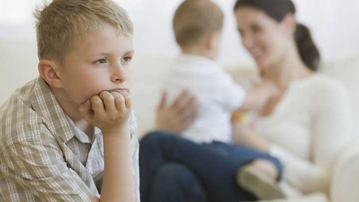 حسادت در کودکان - تأکید بر مشارکت