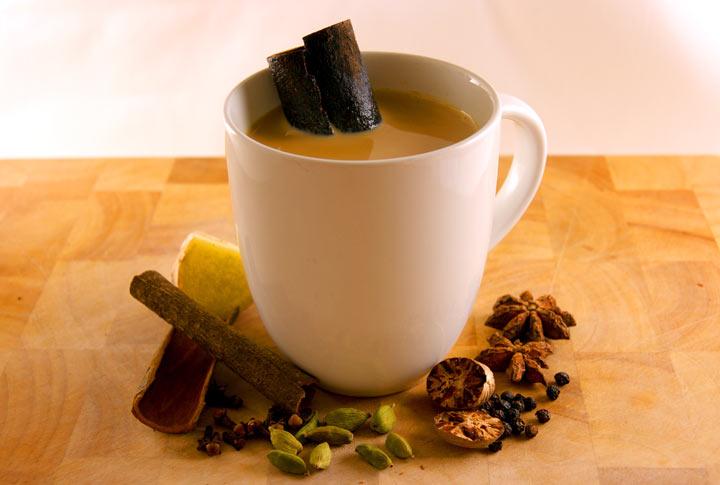 میزان مصرف چای ماسالا