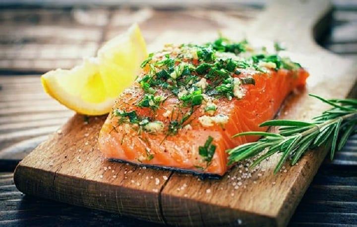 ماهی سالمون کلاژن سازی پوست را تقویت می کند