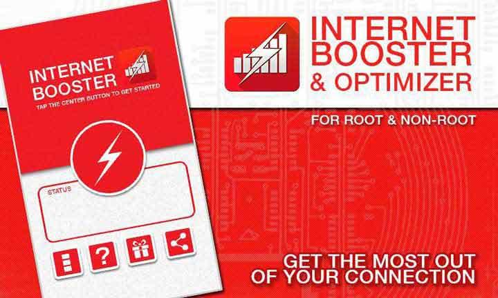 Internet Booster & Optimizer - افزایش سرعت اینترنت گوشی اندروید