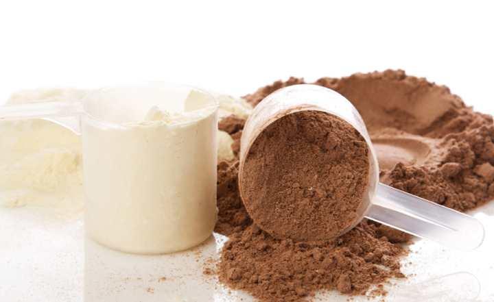 پروتئین وی به رشد عضلات کمک می کند