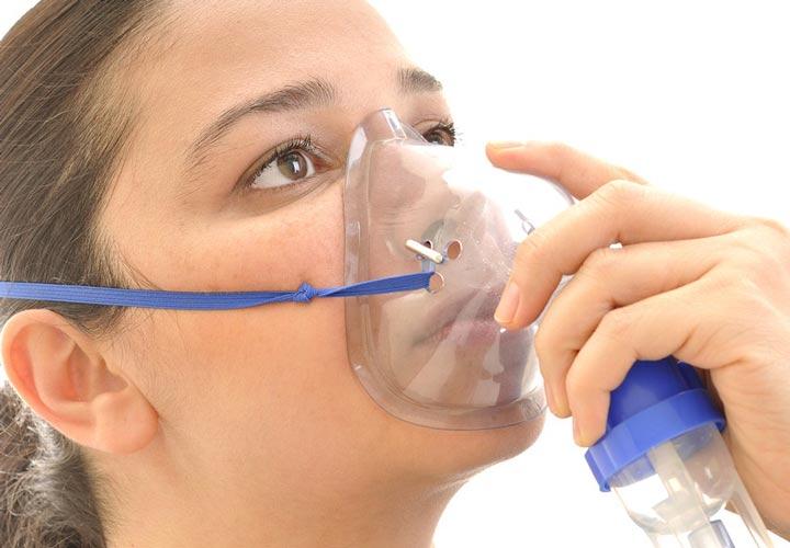 اکسیژن - سردرد خوشه ای