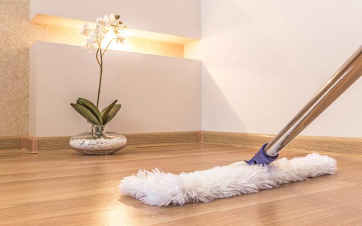 تمیز کردن سرامیک - روش اول: نگهداری سرامیک