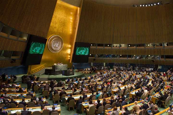 جامعه ملل با سازمان ملل متحد چه تفاوتی دارد؟