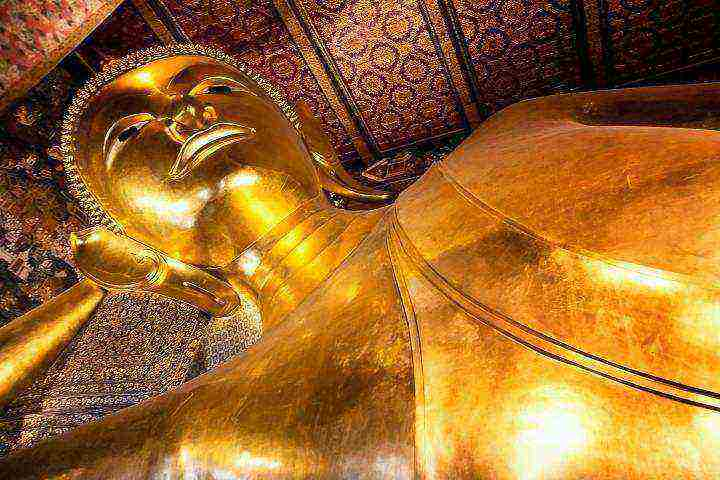 جاهای دیدنی بانکوک - معبد بودای خوابیده