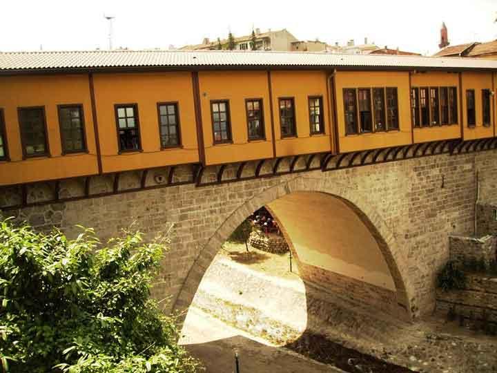 بورسا ترکیه - پل ایرگاندی