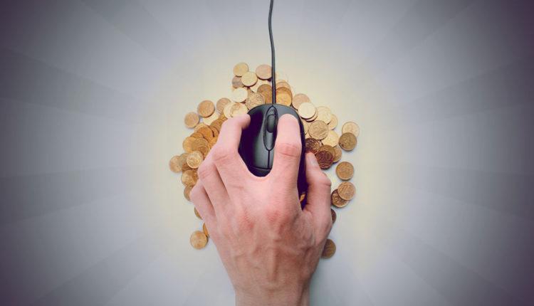 روشهای مختلف کسب درآمد از اینترنت