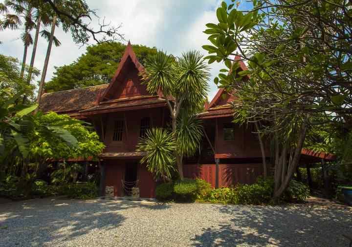 جاهای دیدنی بانکوک - خانه جیم تامپسون
