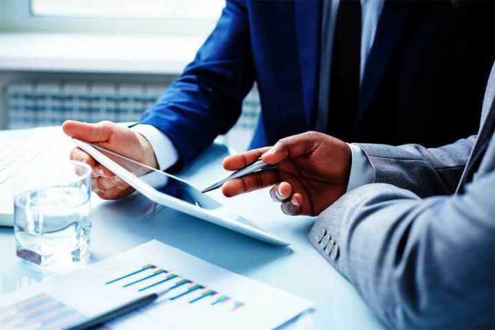 مشاور مالی - مراحل اجرایی طرح مالی