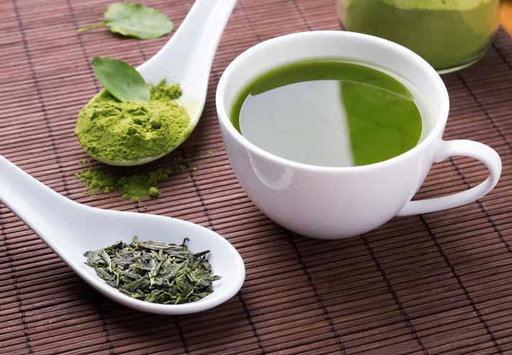 چای سبز و لاغری - ترکیبات زیست فعال موجود در چای سبز به لاغری کمک می کنند.