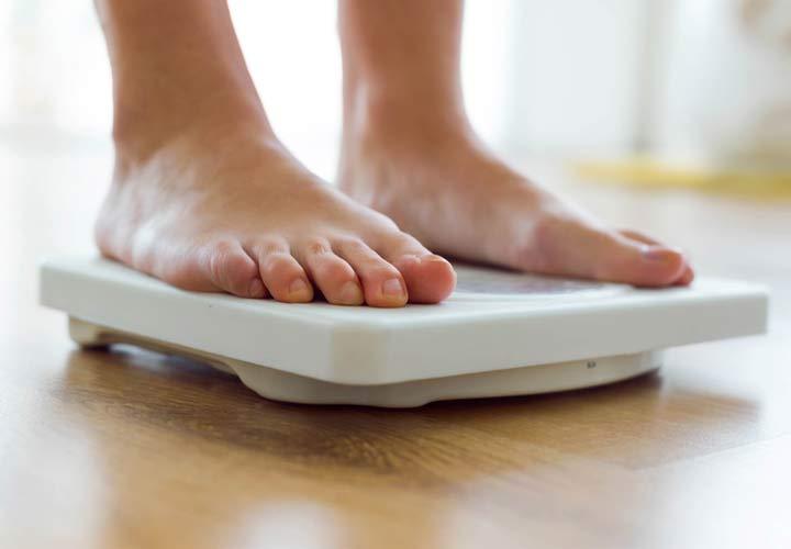 کمک به کاهش وزن از خواص نخود است.