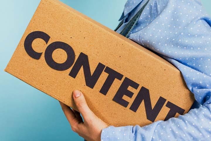 بازاریابی محتوا یکی از برون سپاری های رایج کسب و کارهای کوچک و متوسط