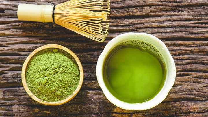 عصاره چای سبز - رژیم غذایی