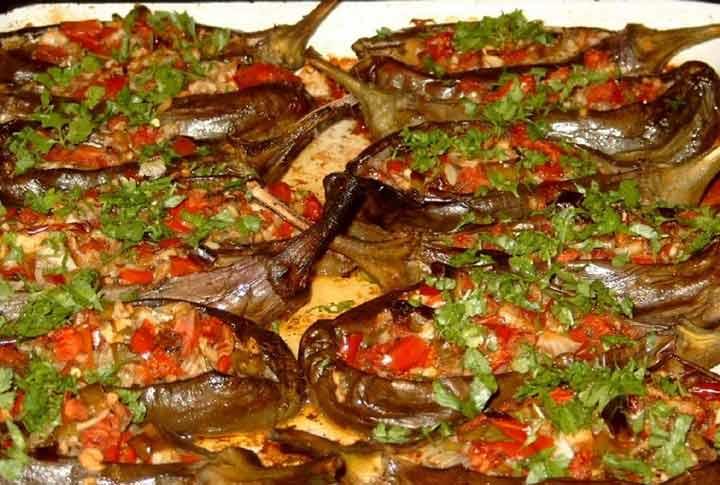 ایمام باییلدی-غذاهای محلی ترکیه