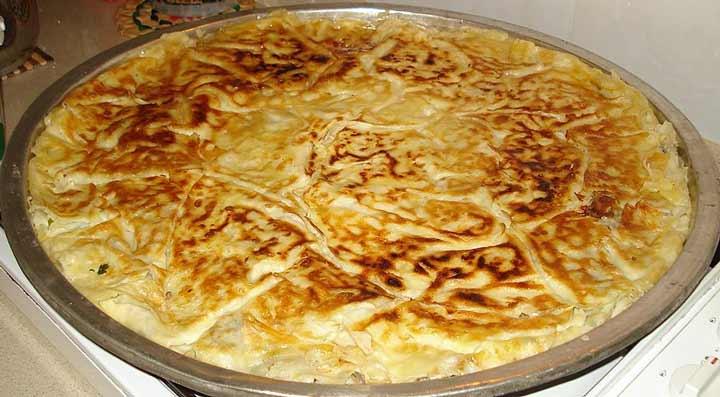 سوبورگی-غذاهای محلی ترکیه