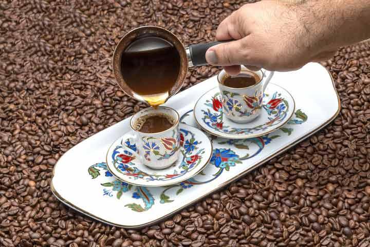 قهوه ترک-غذاهای محلی ترکیه