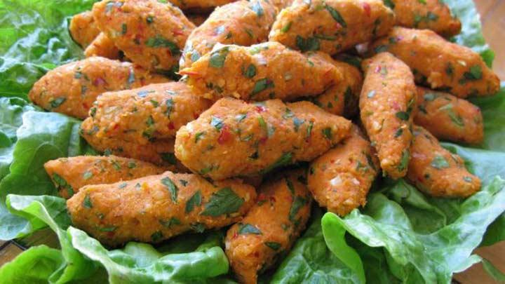 مرجیمک کوفتسی-غذاهای محلی ترکیه