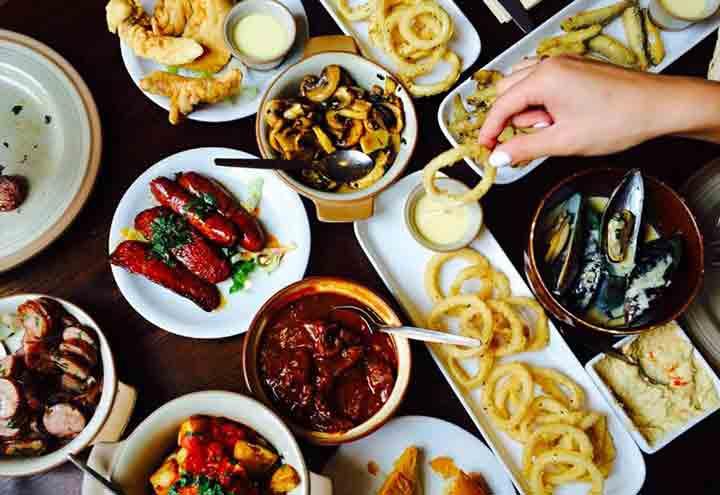 مزه-غذاهای محلی ترکیه