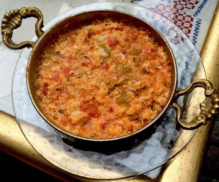 منمن-غذاهای محلی ترکیه