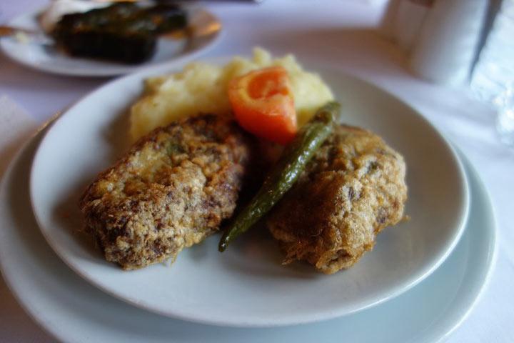 کادین بودوکوفته-غذاهای محلی ترکیه