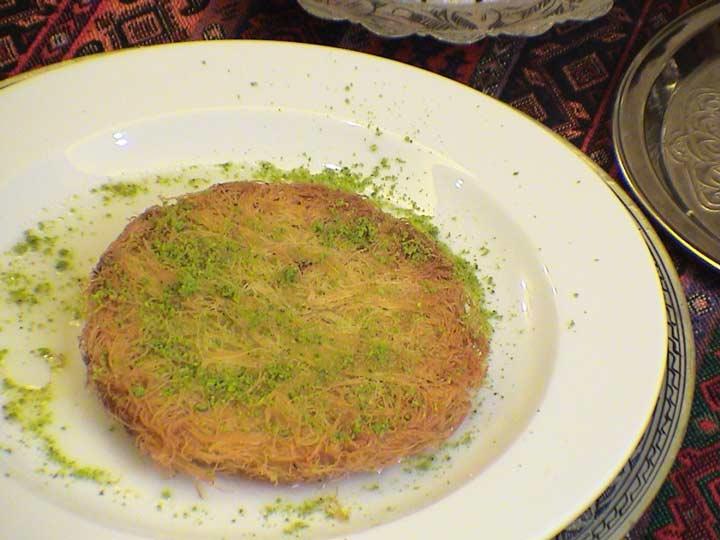 کونفه-غذاهای محلی ترکیه