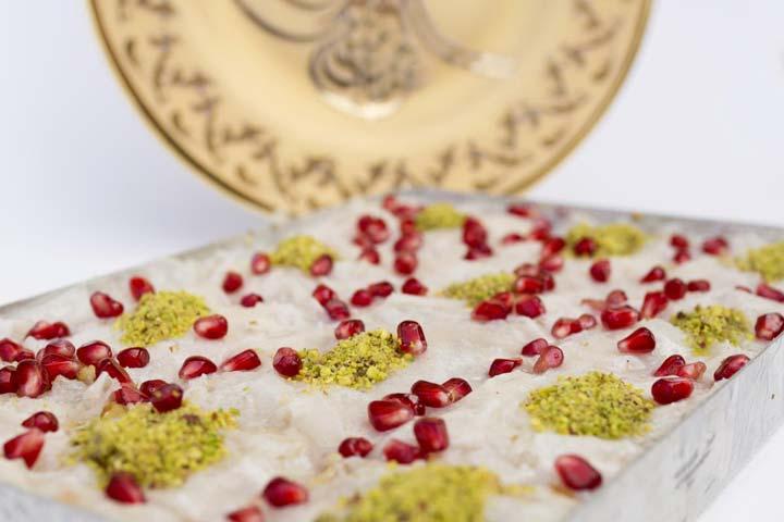 گوللاچ-غذاهای محلی ترکیه
