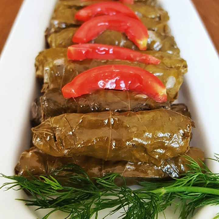 یاپراک سارما-غذاهای محلی ترکیه