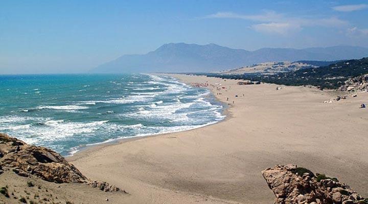 سواحل ترکیه - پاتارا
