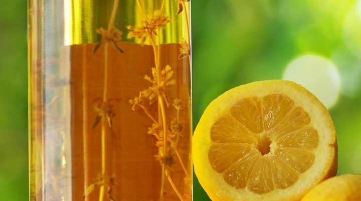روغن پرتقال - تمیزکننده