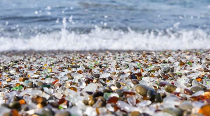 ساحل شیشهای