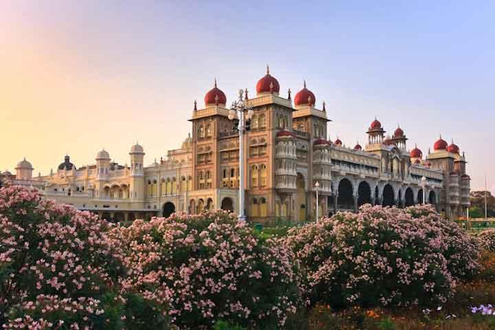 قصر میسور و سفر به هند