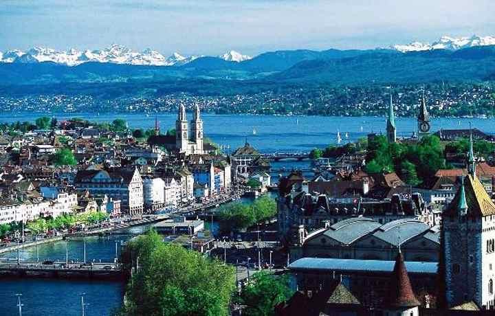 زوریخ، سوئیس